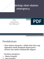 73519121 Farmakologi Obat Obatan Emergency