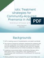 Terapi antibiotik CAP