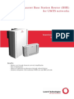 Lucent Femto Cell Base Station Router