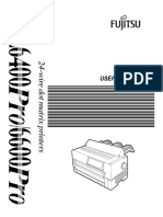 Fujitsu DL6400_6600 PRO User Manual