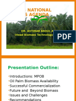 Presentation Mida Biomass Conference 2015 Mpob