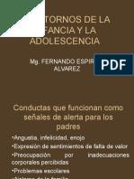 Psicopatologia Niños y Adolescentes