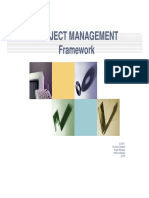 Project_Management (PMI) Framework