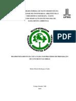 relatorio tcc reuso da agua caminhos betoneiras