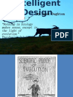 Jack Oughton - Intelligent Design is Not Science