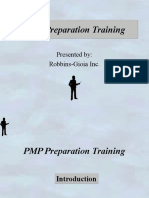 PMP Prep Training.ppt