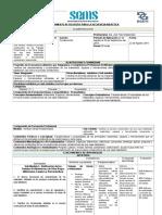 Secuencia Didactica de Preliminares y Obra Negra PO1 2015