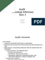 Audit Dan Evaluasi TI - 3