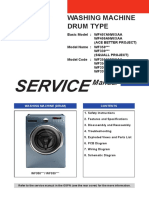 Samsung WF407 WF409 WF350 WF330 Washer Service Manual (1)