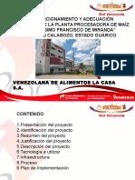 Presentación Proyecto de Calabozo
