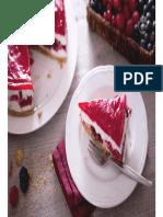 Gz Ric Cheesecake a i Frutti Di Bosco