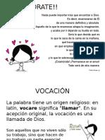 Formación Claustro-Vocación Educación