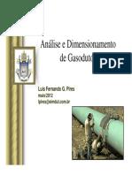 Curso de Simulação de GasoDutos 05_2012
