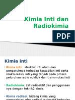 Kimia Inti Dan Radiokimia