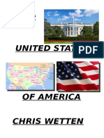 The United States of America Politics Project