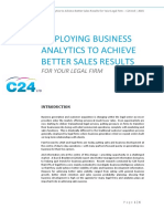C24 Whitepaper - How Legal Firms Can Harness Business Analytics for Better Sales Results