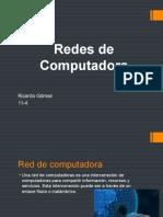 Red de Computadora
