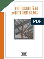 proiectarea coloanelor