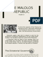 The Malolos Republic Presentation
