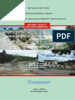 12r Zonas Criticas Piura geologia