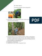 Penanggulangan Illegal Logging