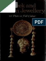 Greek and Roman Jewellery (Art History)