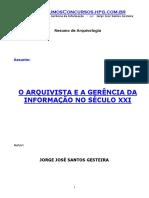 Arquivologia_Gesteira