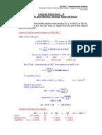 Lista de Bioquimica II