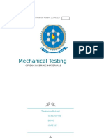Mechanical Testing