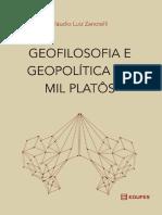 Geofilosofia e Geopolítica Em Mil Platos