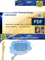 OTEC (Ocean Thermal Energy Conversion)2.pptx