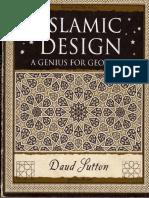 Islamic Design by Daud Sutton