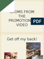 Slides on Idioms Copy