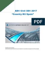 Country Kit Documentation 2017 Spain