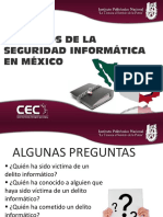 Seguridad in for Matic a Mexico