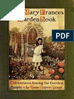 The Mary Frances Garden Book