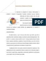 dislipidemias e apoliproteinas