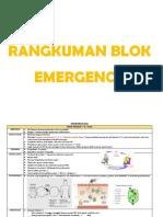 Rangkuman Blok Emergency