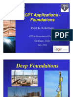 CPT Applications to Foundation by Peter Robertson