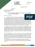 LDF Gravity Knife Letter