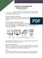 Ingressante Manual 2016 ADAPT