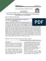 jurnal organic fertilizer dan resume