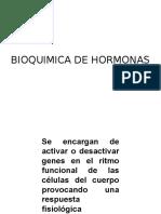 Bioquimica Hormonas