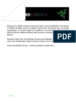 Razer DeathAdder Chroma Master Guide FRN