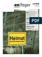 strassenfeger Ausgabe 12/2016 - HEIMAT