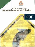 Manual de Prevencion de accidentes en el transito.pdf