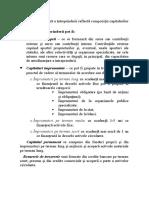 Tema 3 Capit Intreprinderii. Capacit Si Efectul de Indatorare