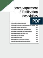AlterEgo Niveau 3 Fiches Videos