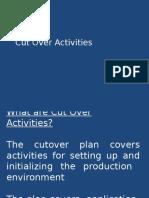 CUTOVER Activities.pptx