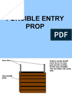 FORCIBLE ENTRY PALLET PROP